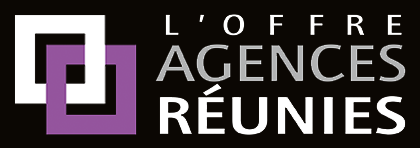 Logo Les Agence Réunies
