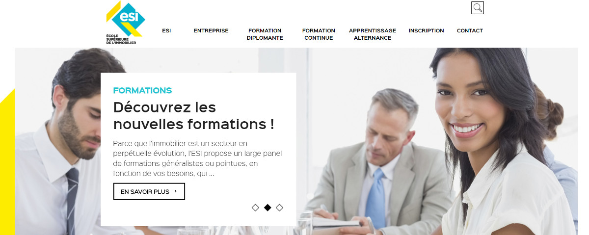 Esi Formation Immobilier Diplome Agent