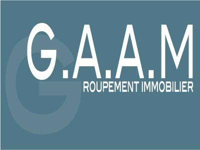Logo GAAM Immobilier