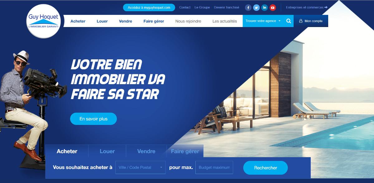 Guyhoquet Franchise Immobilier Reseau