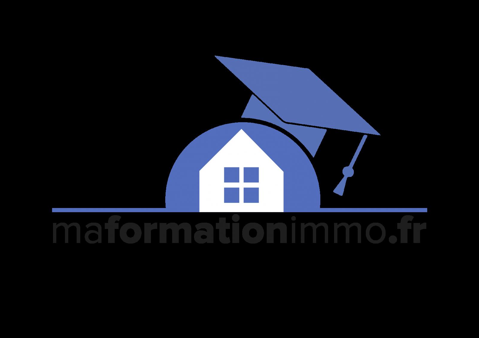 Logo Maformationimmo.fr