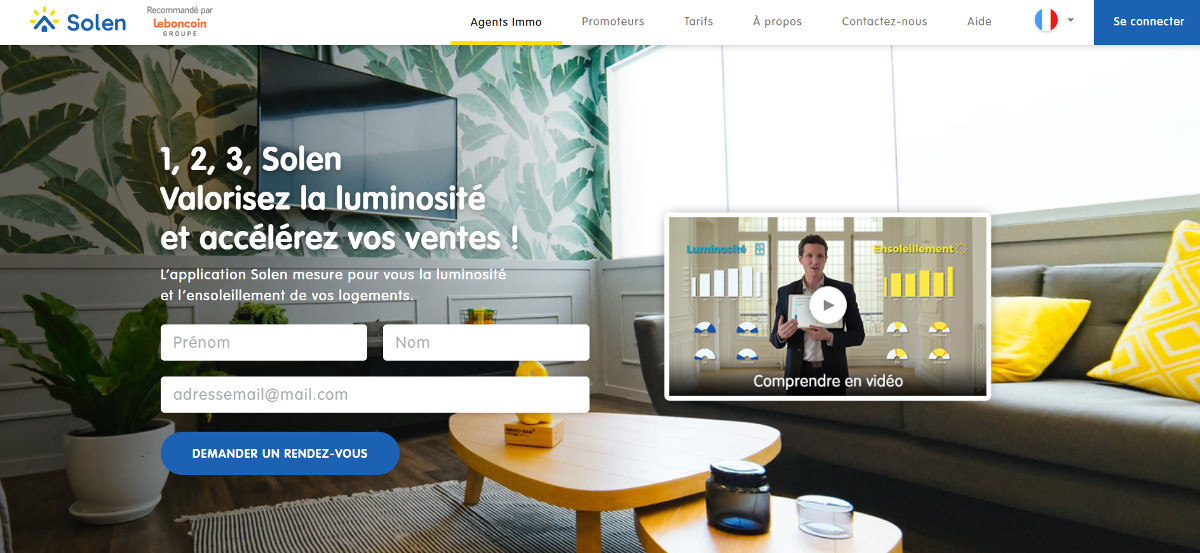Solen Startup Immobilier Prestataires Professionnels