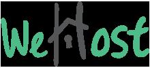 Logo WeHost