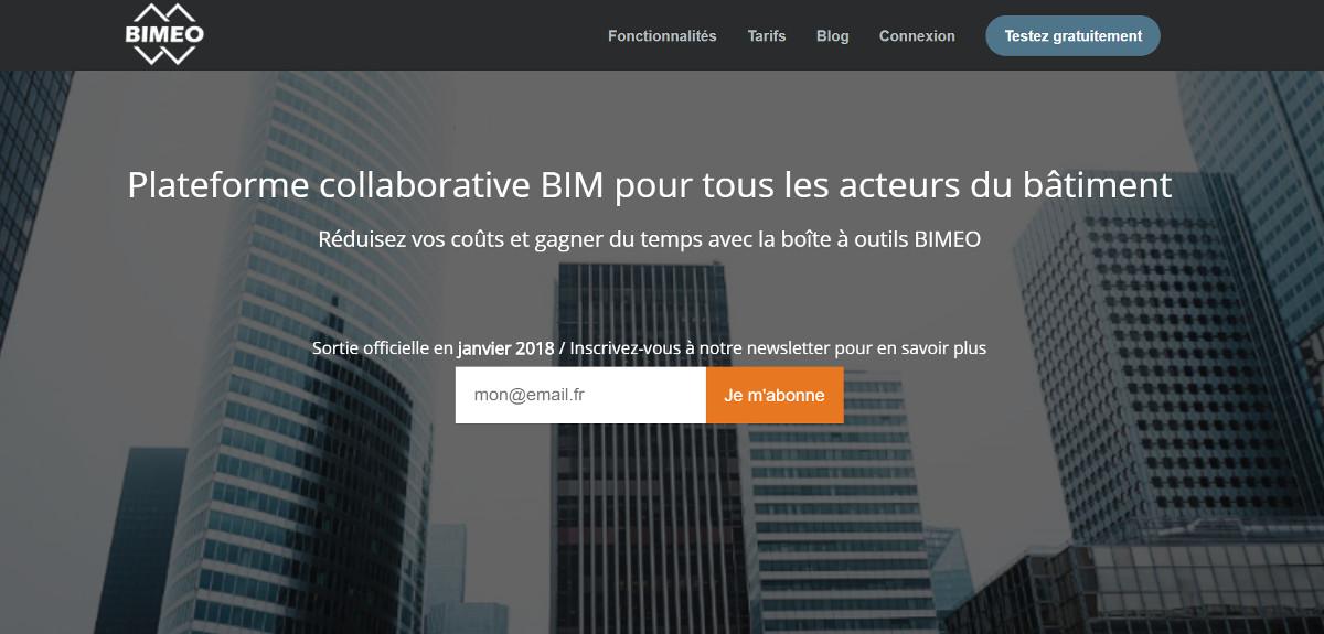 Bimeo Startup Immobilier Bim