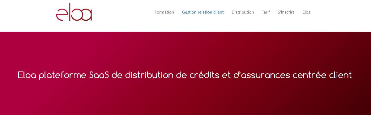 Eloa Startup Immobilier Credit Assurance