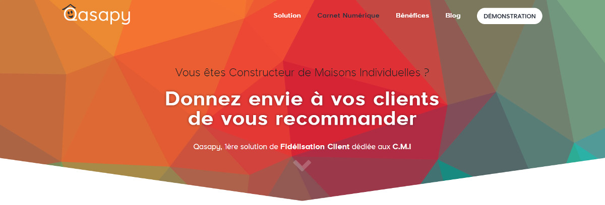 Qasapy Immobilier Startup Crm Promotion Construction
