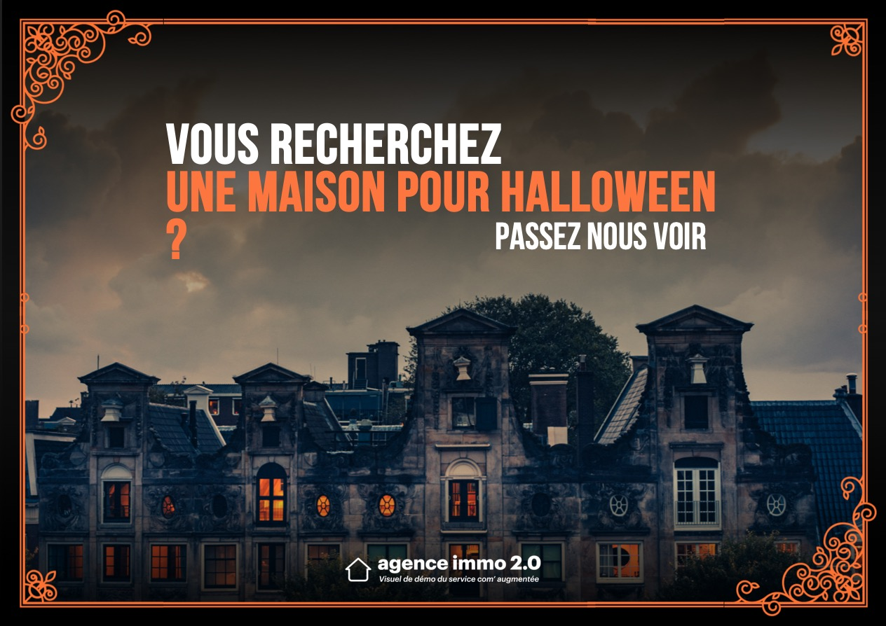 Templates Affiches Vitrine Halloween7