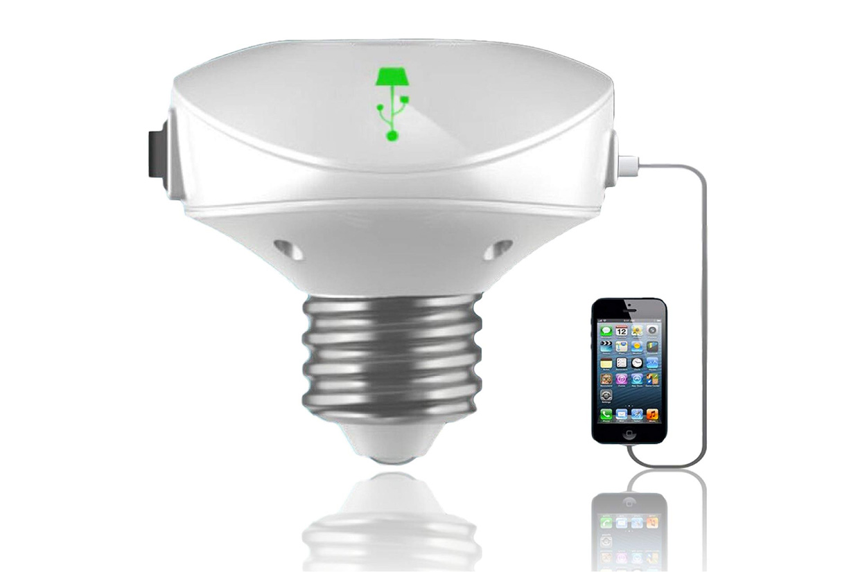 Lampchamp Chargeur Usb