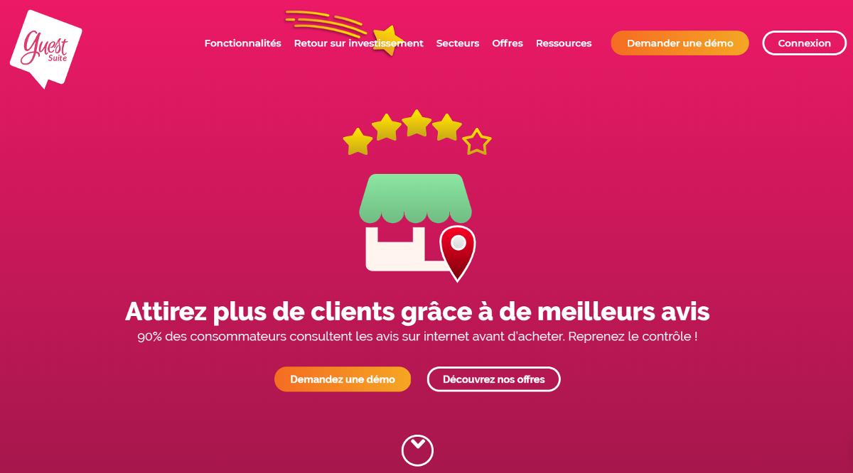 Guest Suite Avis Clients Startup Immobilier
