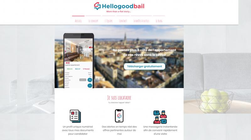 Hellogoodbail.com