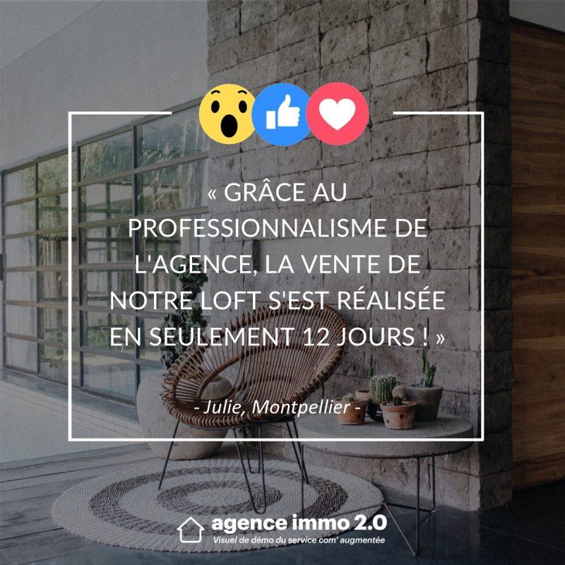 Template Reseaux Sociaux Temoignage Clients Social Network3