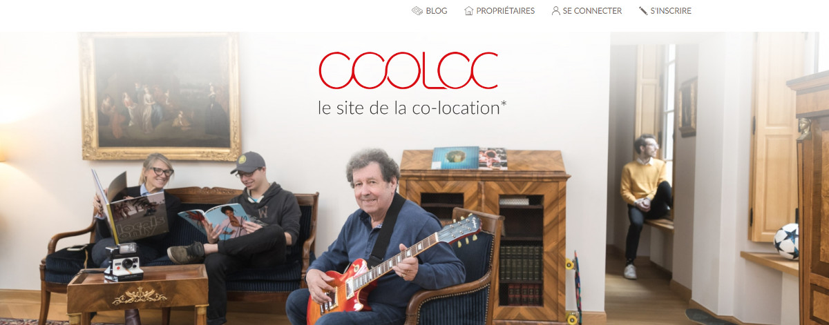 Cooloc Startup Immobilier Colocation Vivatech 2019