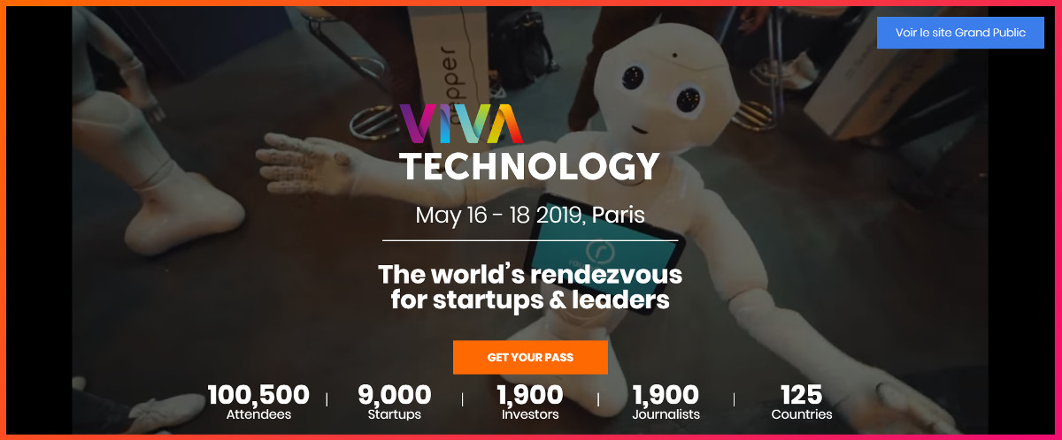 Startup Immobiliere Viva Technology Proptech