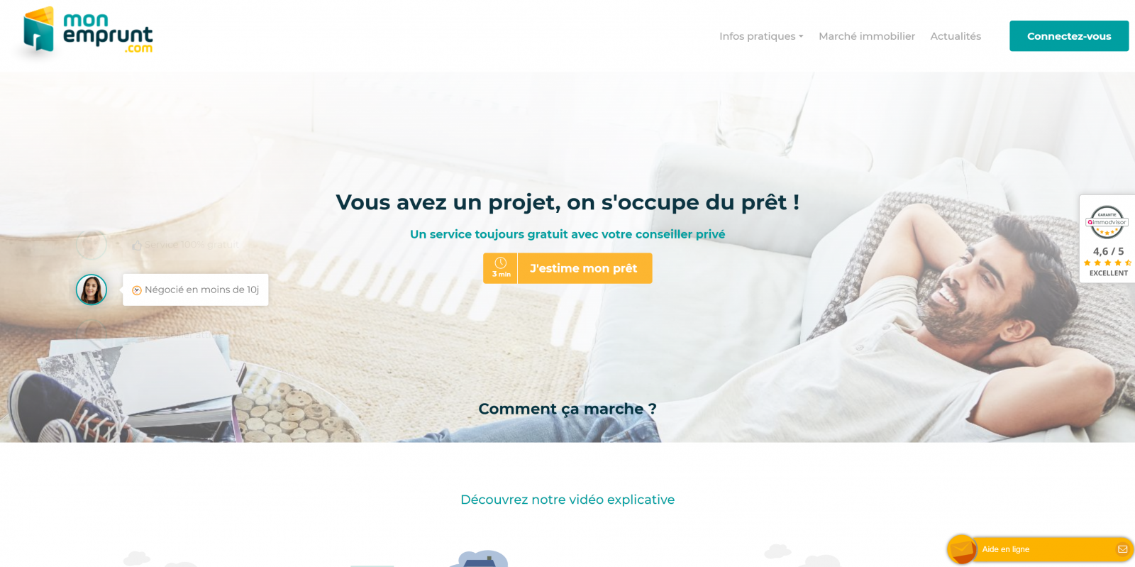 Empruntis Crédit Immobilier Aves Courtier