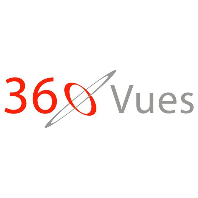 Logo 360vues – société fermée