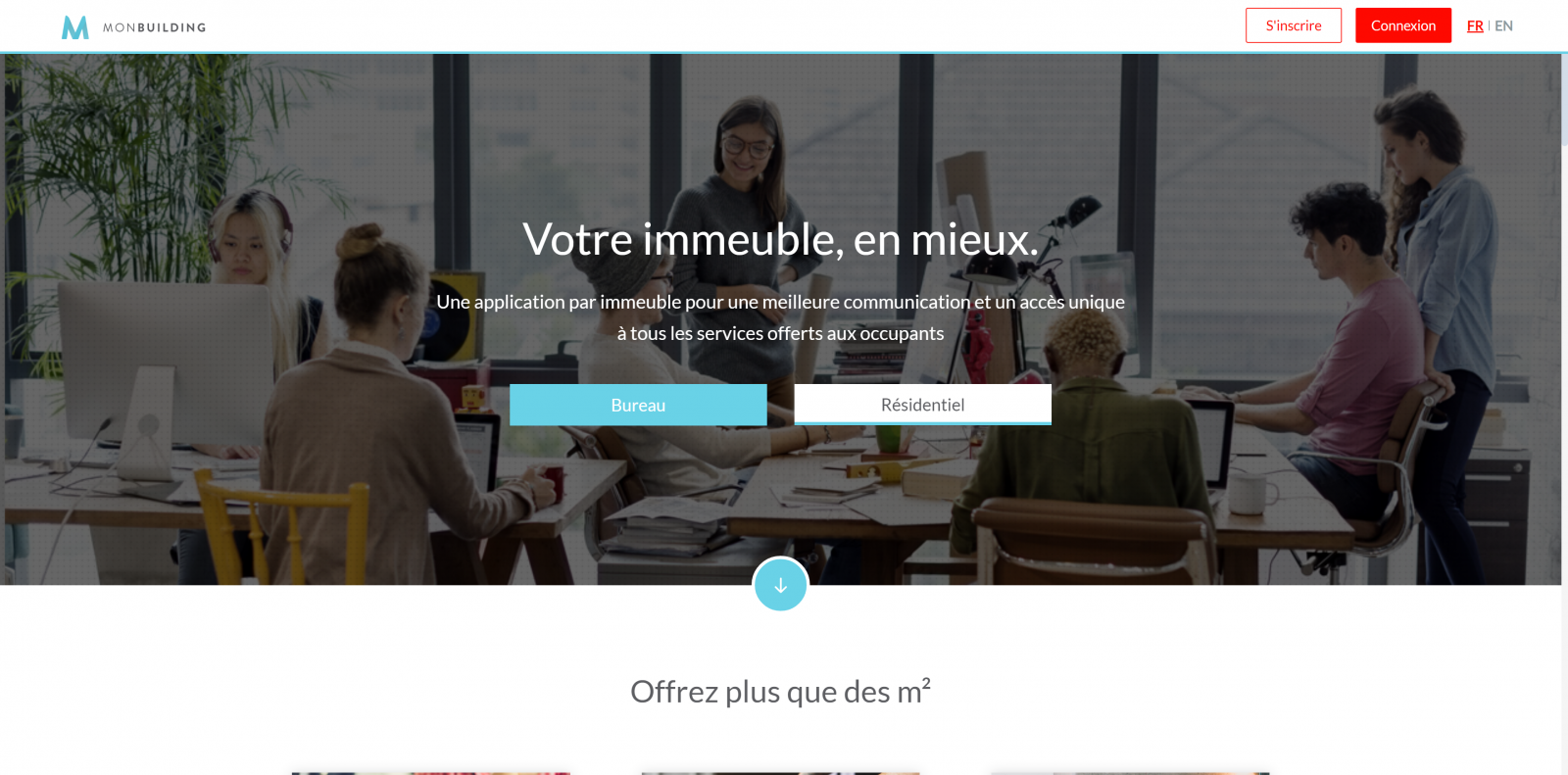 Mon Builing Plateforme Collaborative