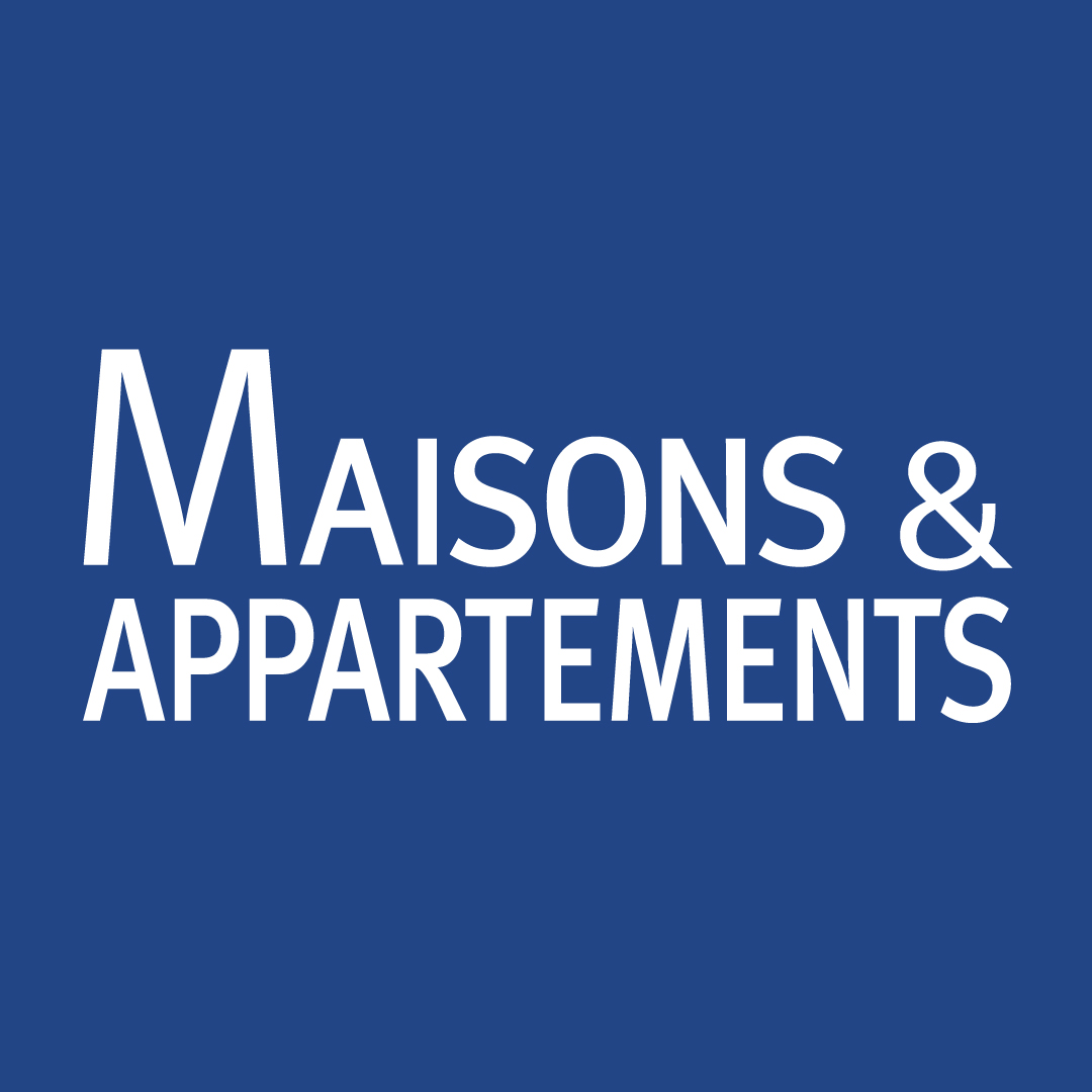 Logo Maisons & Appartements