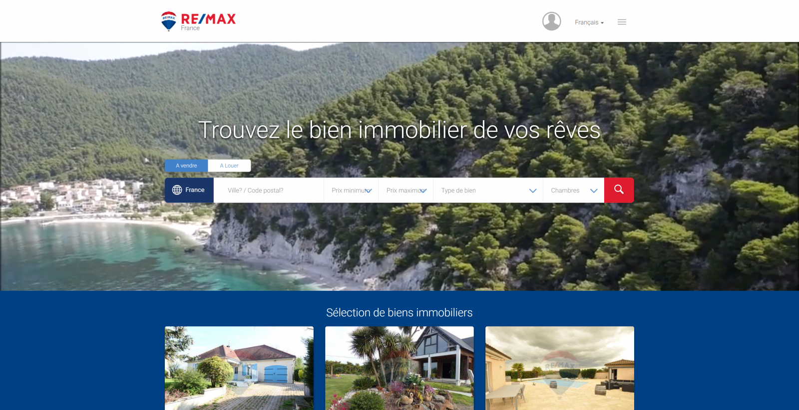 Remax France Reseaux Immobiliers