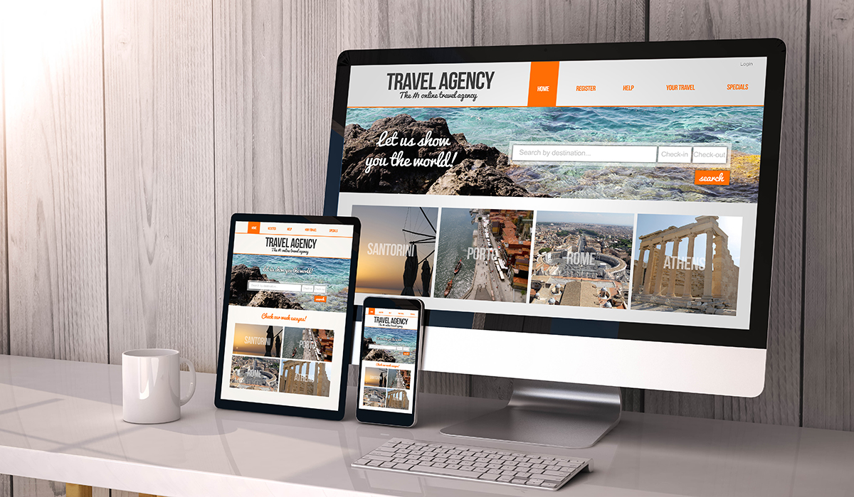 Site Internet Agence Immobiliere Marketing 1