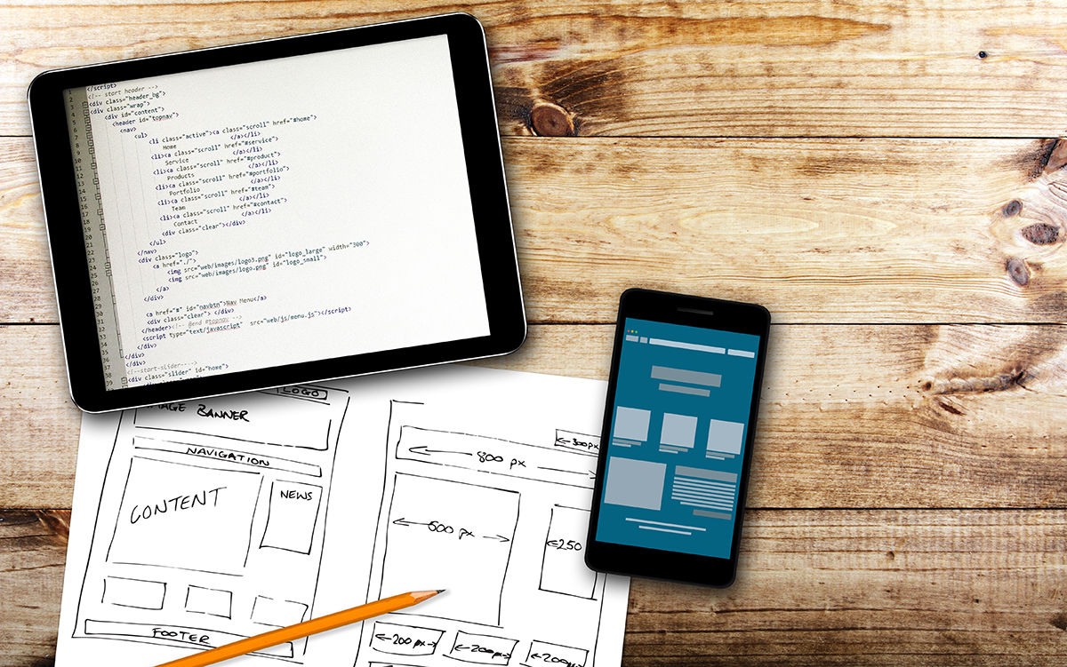 Site Internet Professionnels Immobilier Marketing Communication Code