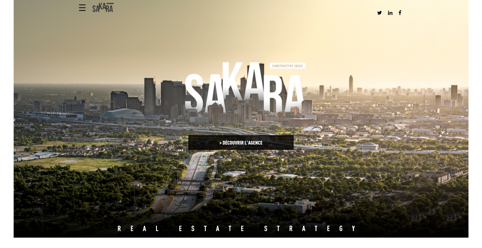 Sakara Agence En Communication Urbaine Immobiliere