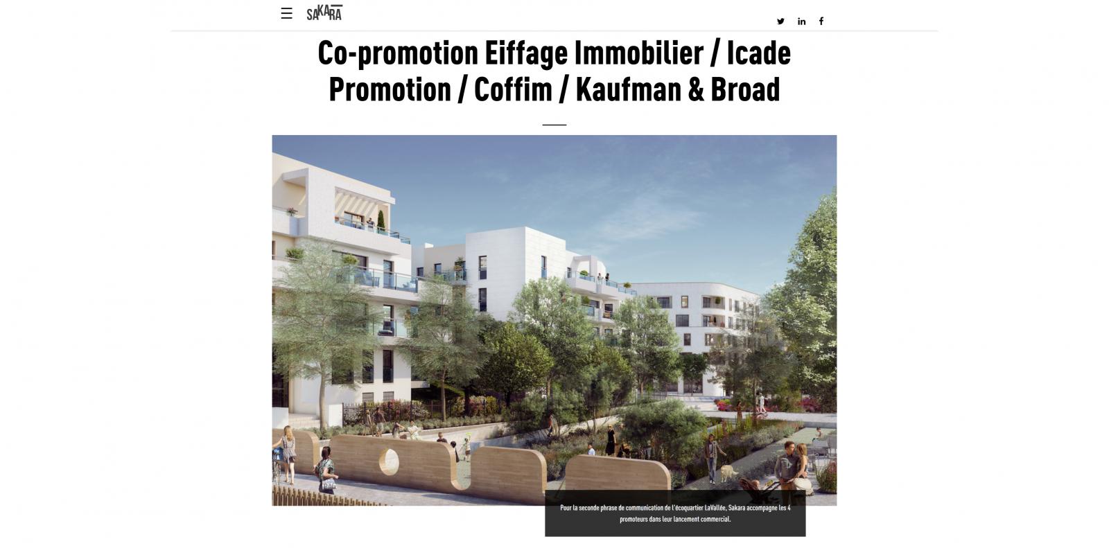 Sakara Agence En Communication Urbaine Immobiliere 2