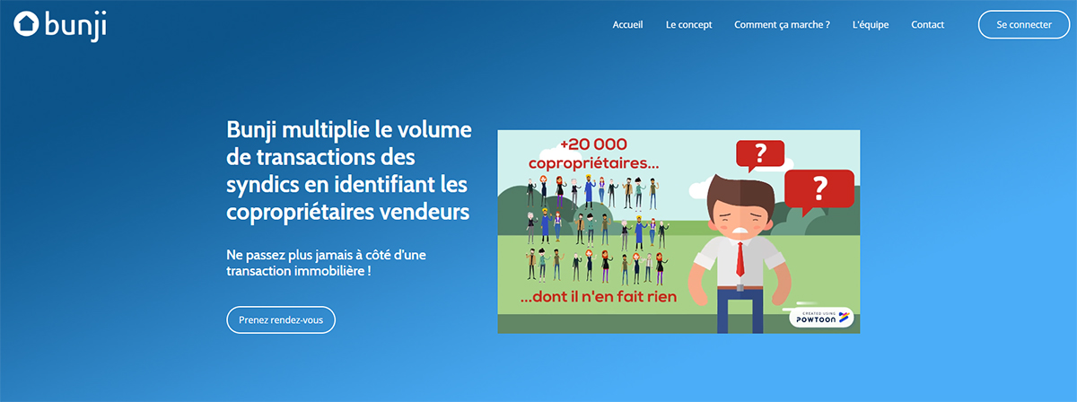 Bunji Concours Rent2019 Startup Immobilier Finalistes Annonce
