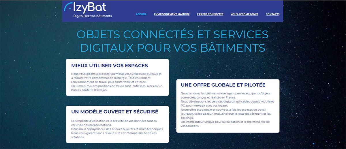 Izybat Startup Immobilier Finalistes Concours Rent 2019 Salon Nouvelles Technologies