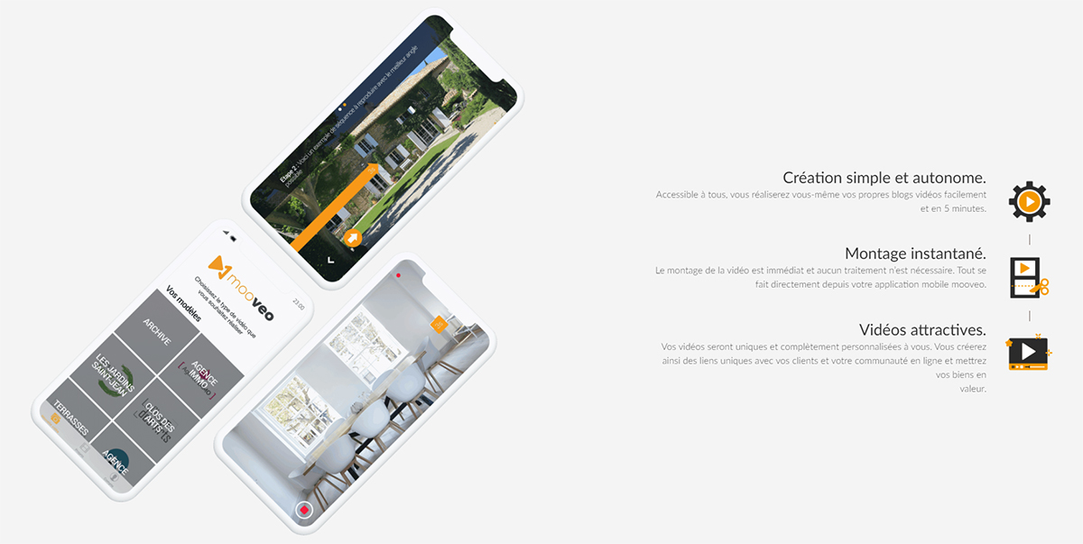 Previsite Mooveo Application Mobile Video Immobilier