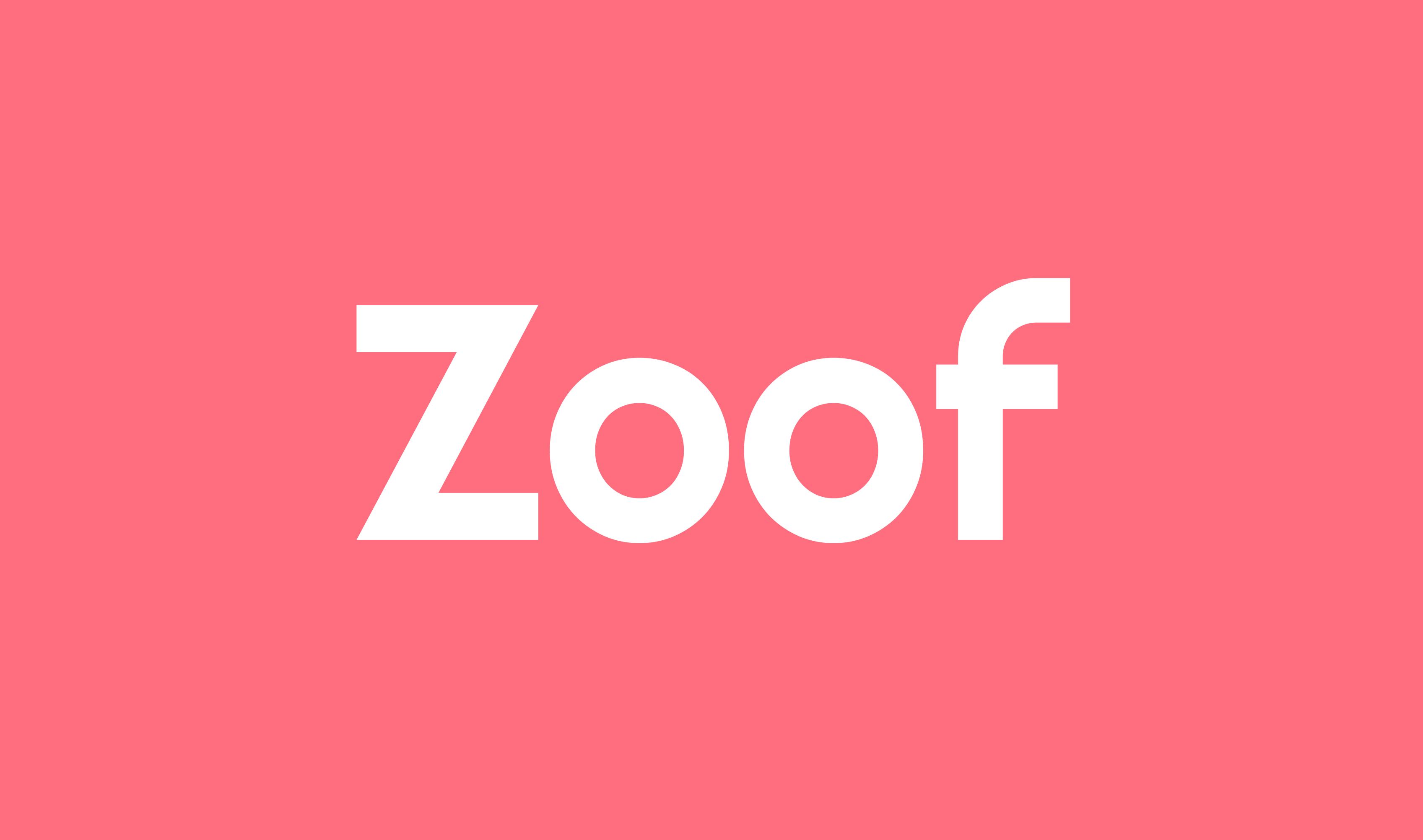 Logo Zoof
