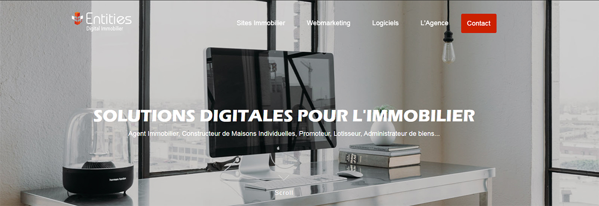 Entities Creation Site Immobilier Logiciel Transaction Immobilier