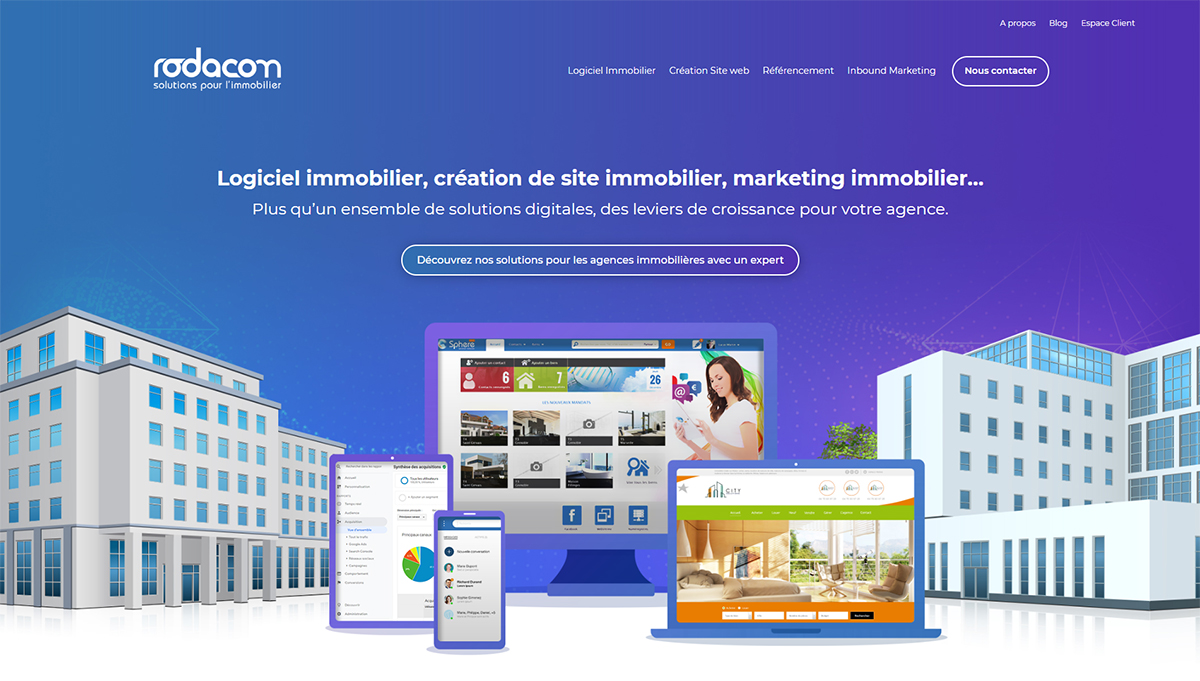 Rodacom Prestataire Logiciel Immobilier