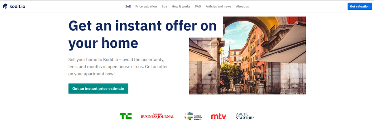Kodit Ibuyer Finlande Propertyportalwatch Madrid 2019
