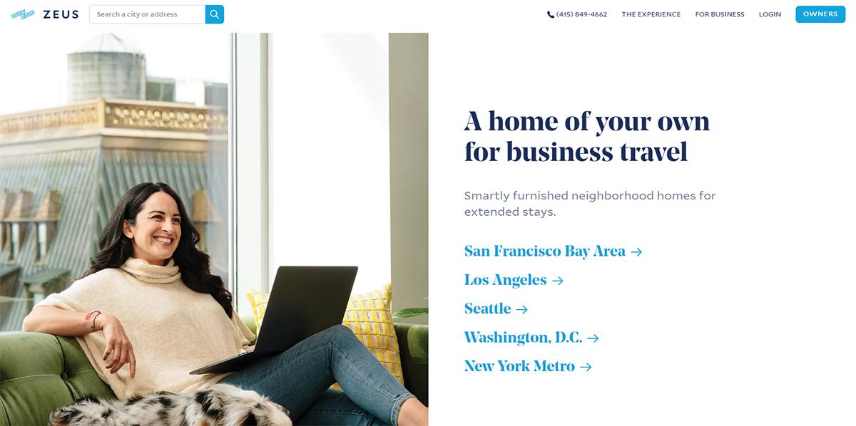 Zeus Living Investissement Airbnb Location Longue Duree