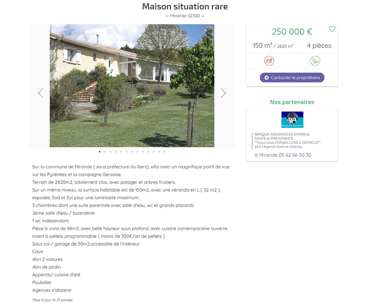 Etreproprio Portail D Annonces Immobilieres 3