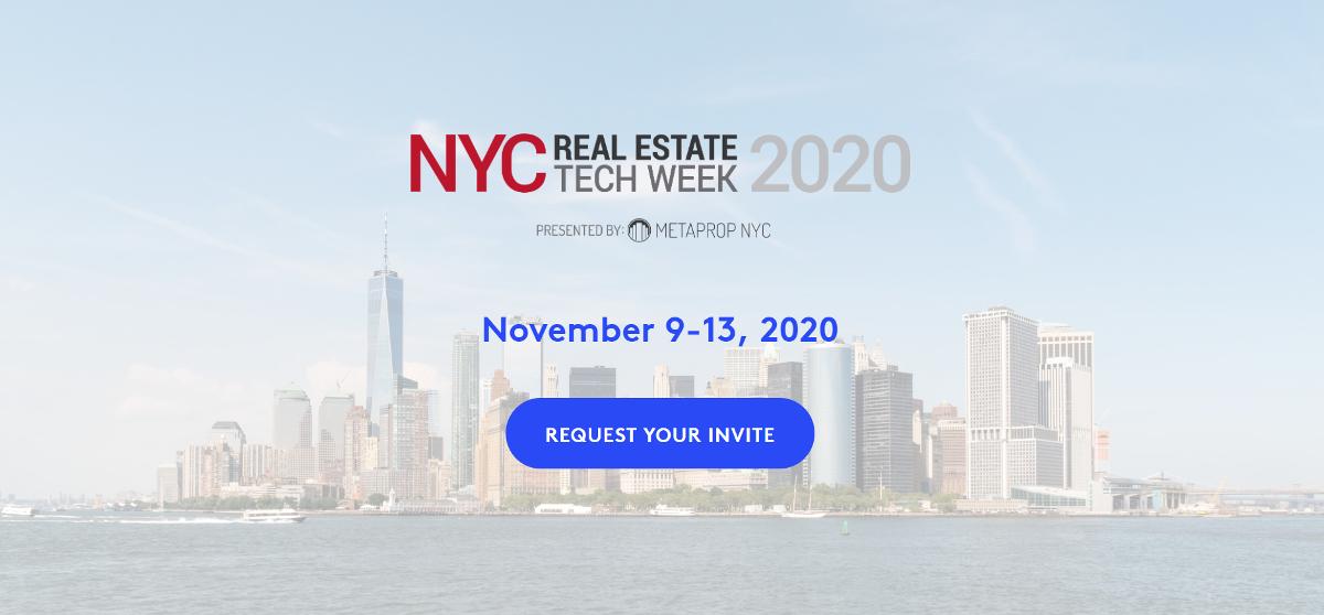 Newyork Realestate Tech Week