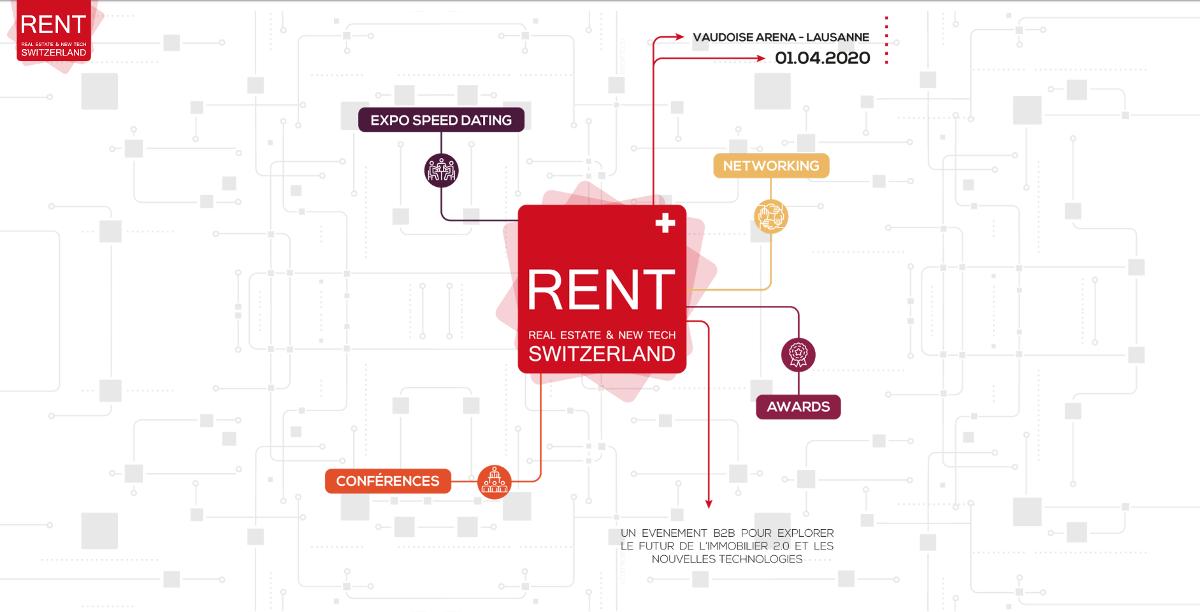 Rent 2020 Salon Immobilier Suisse