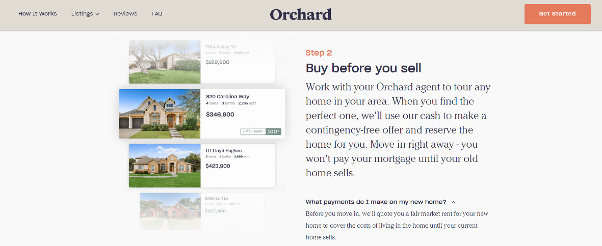 Orchard Startup Immobilier Inmanconnect Concept