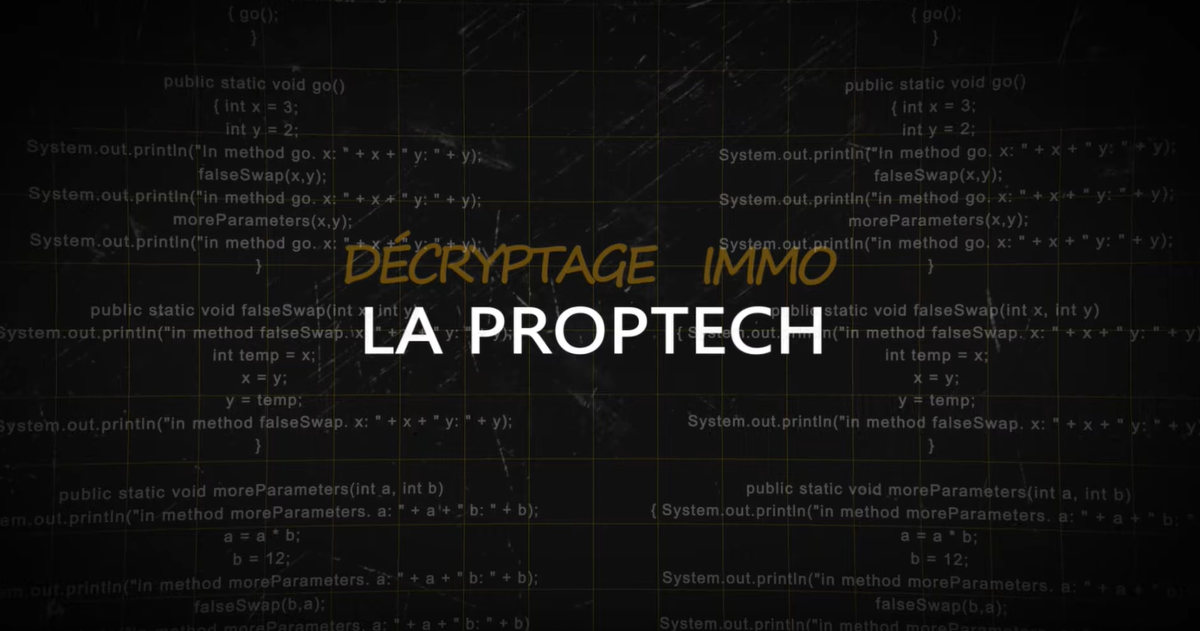 Proptechvideo Youtube Immobilier