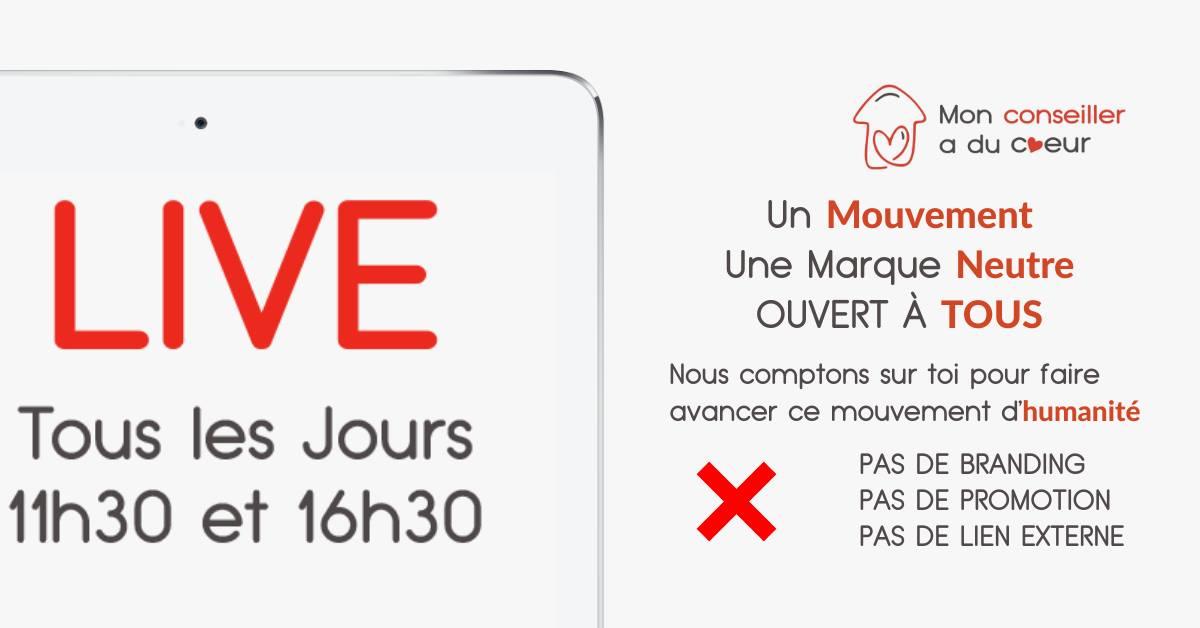 Conseiller Immobilier Coeur Groupe Facebook Crise Coronavirus