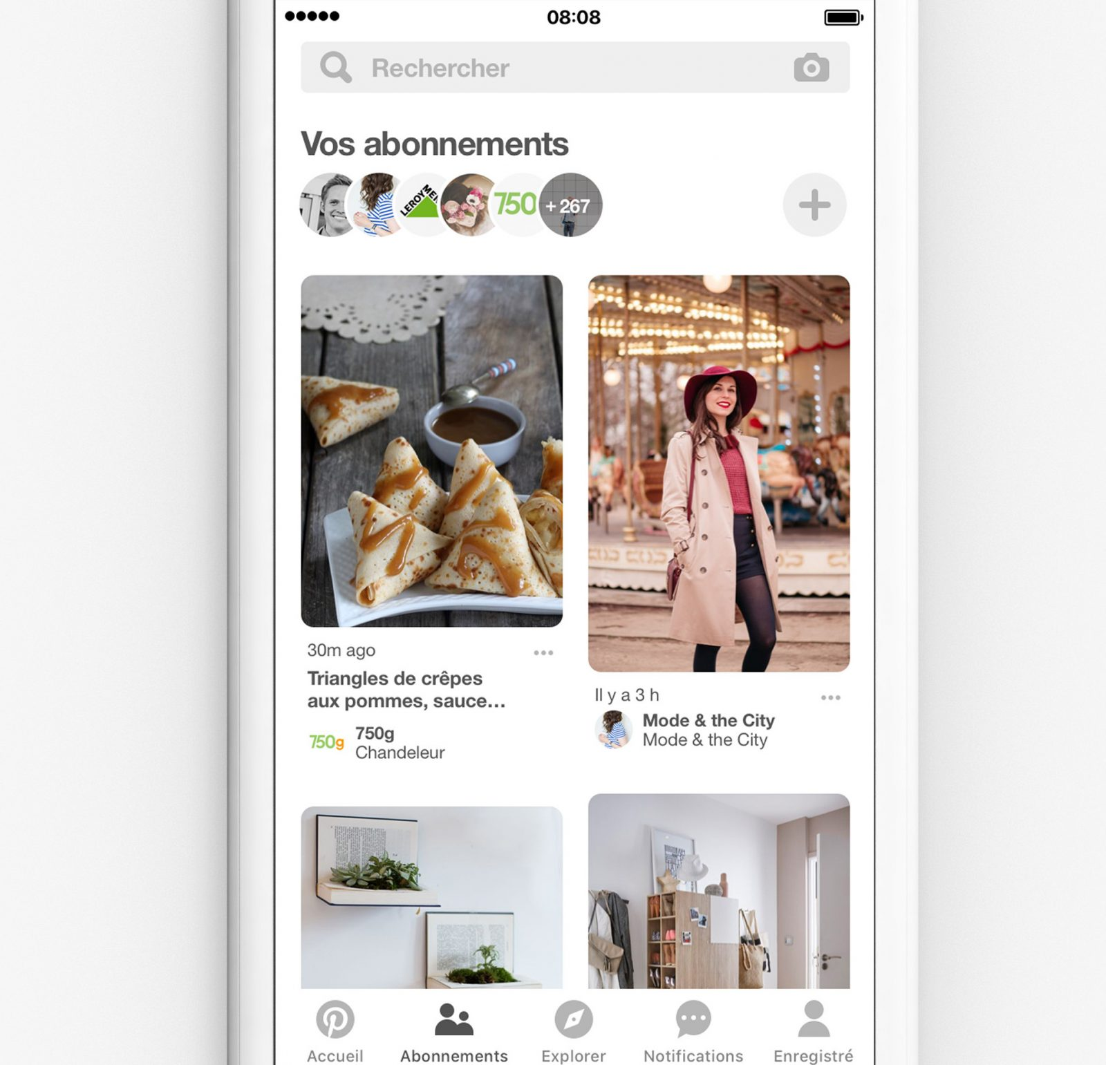 Pinterest Immobilier Marketing Habillage Article