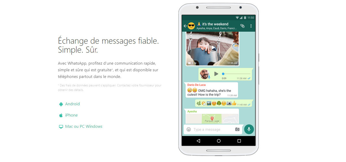 Whatsapp Agence Immobiliere Communication