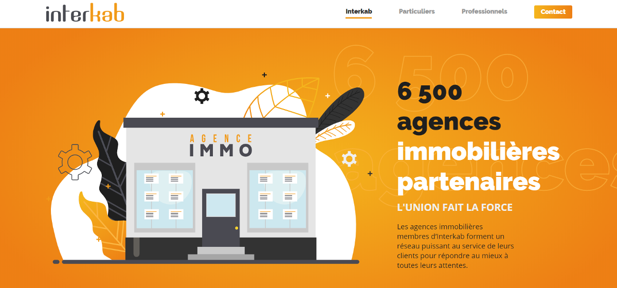 Interkab Laboiteimmo Intercabinet Marketing Immobilier Covid