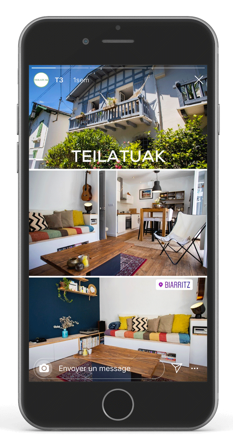 Exemple Storie Instagram Made Real Estate 1