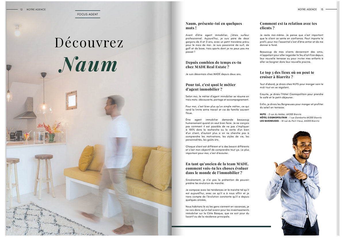 Magazine Immobilier Made Real Estate