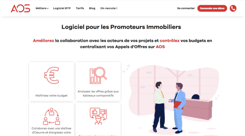 Aos Promoteurs Immobiliers