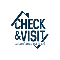 Logo Check and Visit