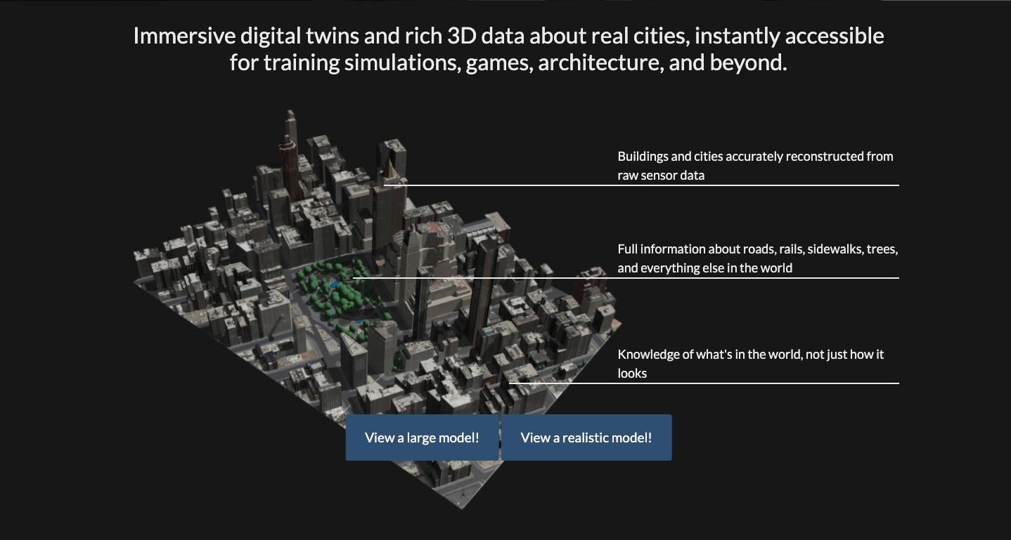 Geopipe Proptech Startups Immobilier Modelisation 3d Villes
