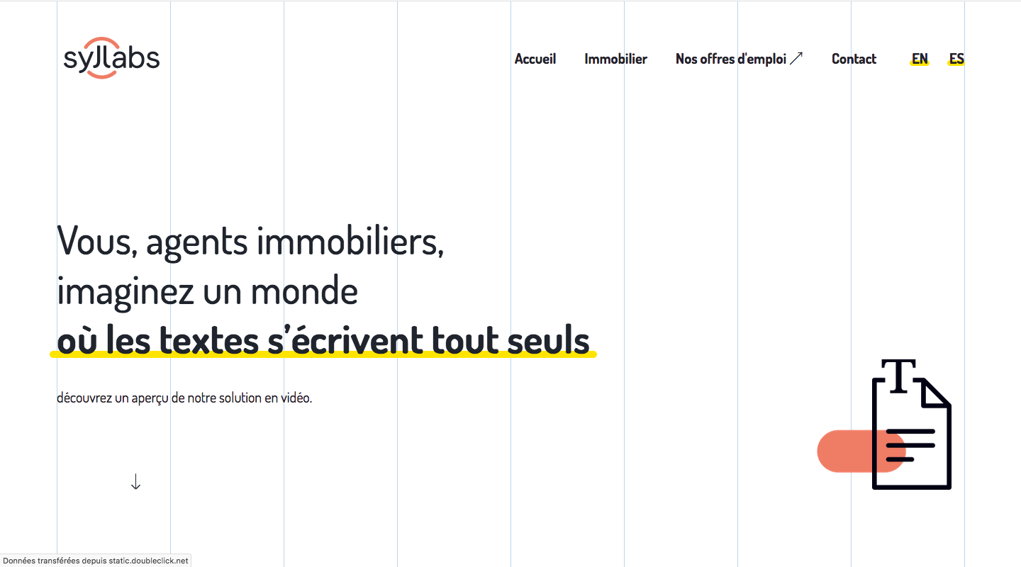 Syllabs Agent Immobilier
