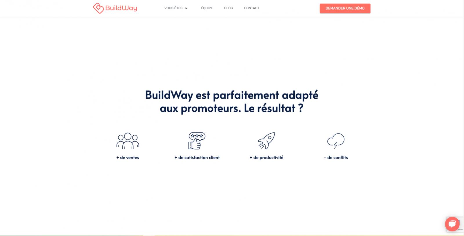 Buiilday Promoteurs Avantages Proptech 1